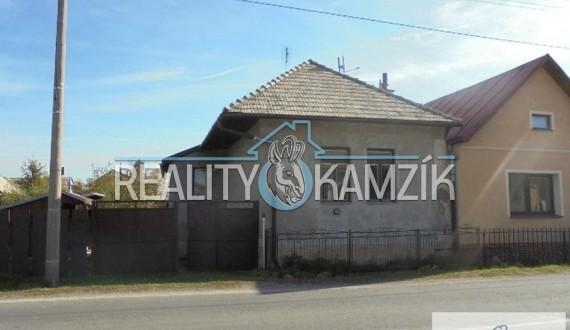 Predaj rodinného domu v obci Hranovnica